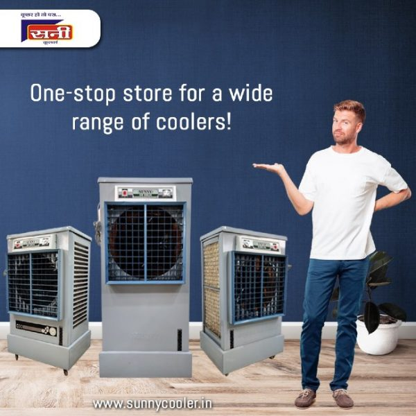Air Cooler Manufacturer in Indore
