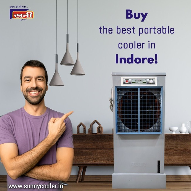 Air Cooler Manufacturers in Indore