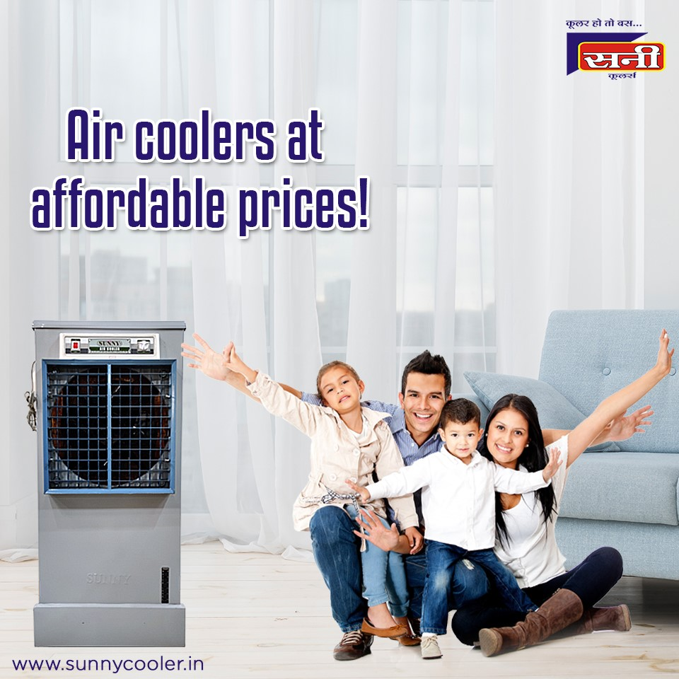 air cooler dealers in Indore